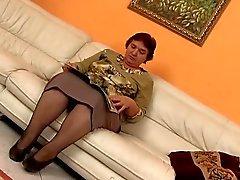 D'Oma préférences Hilfe Ich habe eine de Oma geleckt