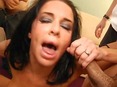 Blowjob Facialized Scene 4