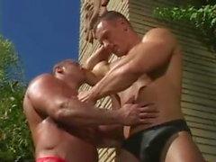 Roger Danik et Chris grand soleil