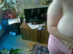 Vanya naked again