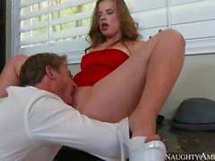 Jillian Janson, Ryan Mclane bodas Naughty