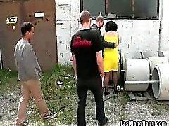 Grossa boobed con suocera vuol cercare certo rubinetto