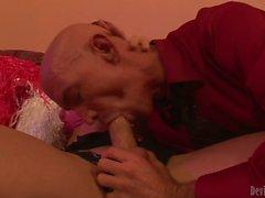 Transsexuell Cheerleader Danika Dreamz distanzieren verdammten guy Maul