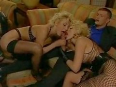 Really Hot European Orgy