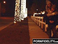 PORNFIDELITY Katy Kiss is a Fine Piece of Winter Tail