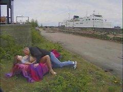 Danish public sex - Sabina