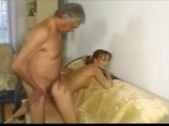 Italian Old and Young Group Sex