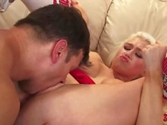 Blonde Girl Hardcore Banged