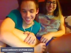 girl who loves much younger teen boy gets fingered