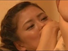 Thai massage - Horny slut teased leaking lots NHDTA-319 scene 2