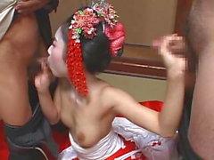 Geisha Girl fucking