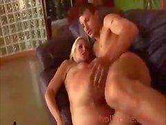 she fucks her fitness instructor