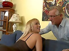 Ass worship with Blonde Aleska Diamond
