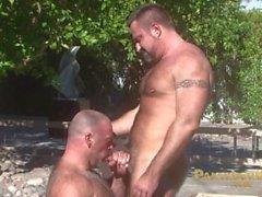 Bronson Gatter und Marc Angelo
