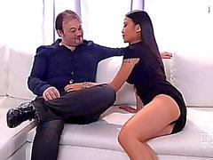 Oriental Office Chick HD Porn Episodes