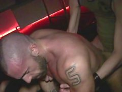 IM FLEISCH - Szene 4 - Jorge Ballantinos Sexparty
