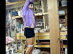 Wood shop bondage