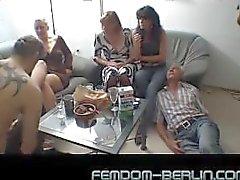 Lady Carmen First Time Femdom