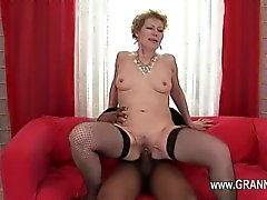 Extremely hot mature intercourse hard