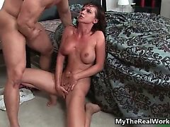 Hot big tits Latina girl gets fucked part6