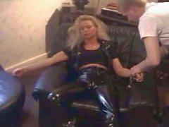German Clip_Hogcuffed in Latex