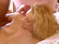 French slut Delfyn loves a cock deep in her ass