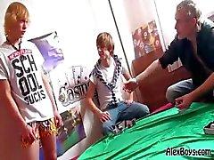 AlexBoys Bobby e Florian