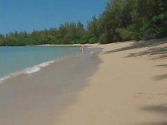 A alison Angel - Scatta Spiaggia di