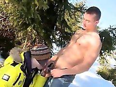 Kostenlose Stream Homosexuell Porno-Videos ersten Snow Bunnies Analsex