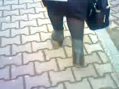 Mature pantyhose
