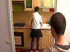 De mierda NO de su Madre in Kitchen BVR