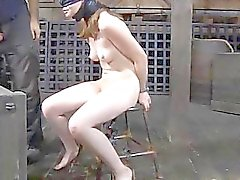 Vilão recebe o seu do castor punidas a partir de em Domme