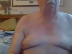 show sur webcam grand-papa