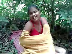 desi girl fucked in forest part 1