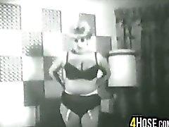 Tappning film på en strippa
