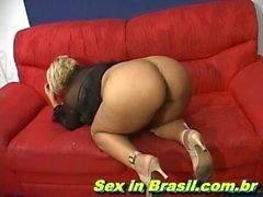 Monalisa di Coroa de Sao Paolo del uno di Milf bionda Brasile Segnalato Big Ass