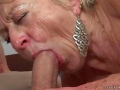 Lusty Grannies Hardcore Sex Compilation