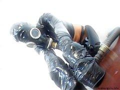 Slave Girl - rubber lust