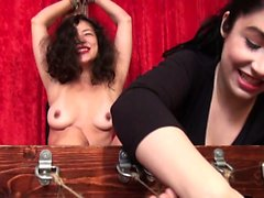 Tickle Intensive - Topless Mae 's First Time