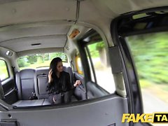 Fake Taxi Brunette club dancer works her magic