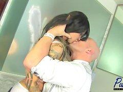 De fée princesse Britney a Boykins est baisée
