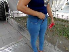 Mature Ass 45 (Jeans)
