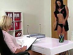 Agent testing new erotic model