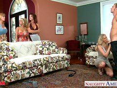 Moms Darla Crane, Deauxma, Holly Halston and Julia Ann