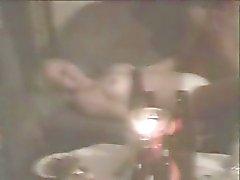 Allemande blonde de Annette Schwarz dans son premier film de rapports sexuels faite maison
