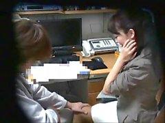 Japanese skank banged on hidden cam
