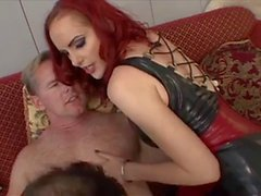 She Makes Him SUCK