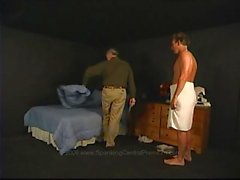 Cliffboy ass spanking
