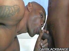 Alex Ice: Muscular Black Ass Rough Sex