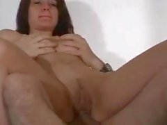 Amateur Spanish doesn't like cum in her mouth